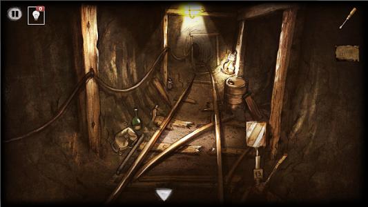 Abandoned Mine: Escape Room APK