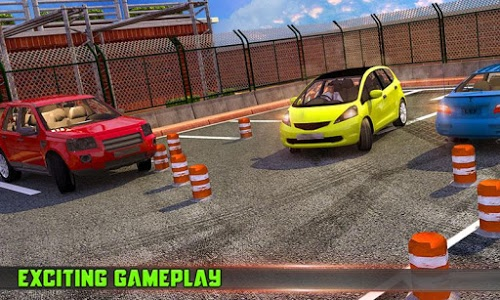 Amazing Car Parking Game APK