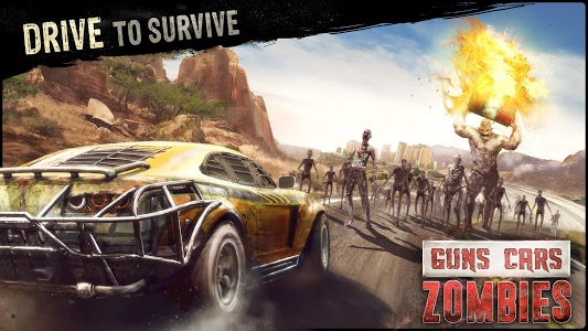 Guns, Cars, Zombie APK